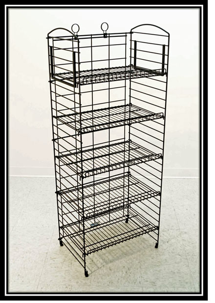 Bakery Display Racks