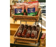 K1414 Display with chips and salami