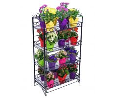Fold up Display holding floral