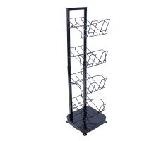 Adjustable News Rack DN1600