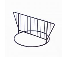 Wire divider for willow basket