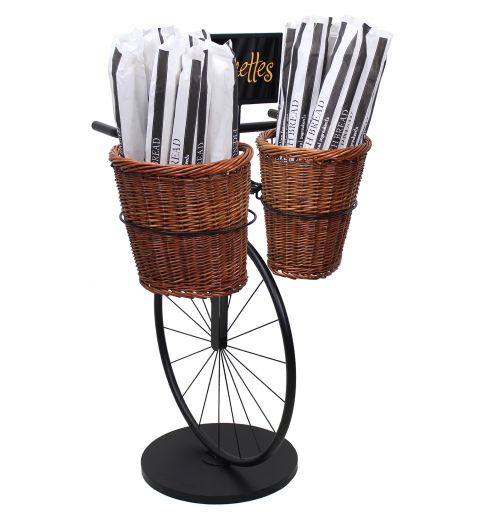 Bicycle Stand with Baguettes